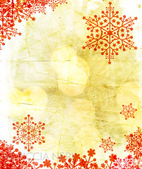 Golden Xmas Card (PicciaNeri) Tags: festivities snowfall ornate nature unique icy xmas christmas greetings red crystal seasonal festive celebration symmetry golden design artwork celebrate ice seamless holidays copyspace color winter border abstract gold collection cold snowy snowflake colorful snow pattern december motif holiday decoration colors card background decorative happy set