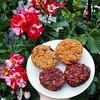 Muffins (myhealthydessert) Tags: vegan muffins bites baked oatmeal glutenfree eggfree dairyfree recipe recipes dessert desserts oat oats sweet baking homemade
