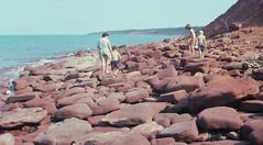 PEI - 2001 (194-02) (MacClure) Tags: canada family pei princeedwardisland stcolumba rocks patty jason andrew tyler