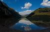 Klöntalersee mirror (benno.dierauer) Tags: 70d glarus klöntal klöntalersee see lake mirror refelections water wasser spiegelung berge mountains