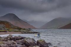 WastWaterKayak061116-6151 (RobinD_UK) Tags: wast water kayak paddle cumbria lake district wasdale