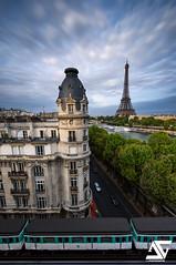 Paris Haussmannien (A.G. Photographe) Tags: paris parisien parisian france french franais europe capitale anto antoxiii xiii ag agphotographe d810 nikon nikkor 1424 haussmann toureiffel eiffeltower ratp mtro subway pontbirhakeim