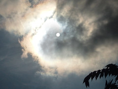Diffraction: aureole in low cloud (DocJ96) Tags: corona redring bishopsring solarcorona