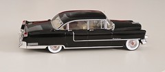 1955 Cadillac Fleetwood Serie 60 Special (Jeffcad) Tags: cadillac fleetwood 1955 serie 60s sixty special greenlight 143 die cast diecast scale model fins dagmars godfather fifties 50s car