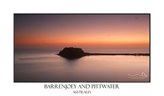 Barrenjoey, Pittwater and Palm Beach scenic sunrise (sugarbellaleah) Tags: lighthouse barenjoey pittwater scenic travel tourism pretty panorama palmbeach australia sunrise seafog dawn morning sky ocean northernbeaches westhead coast seascape landscape beautiful picturesque silhouette