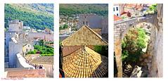 Pour se faire une ide de la ville fortifie... Dubrovnik  (philippedaniele) Tags: vividstriking dubrovnik