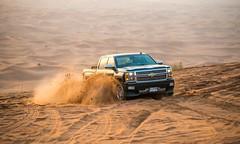 Drift like no other (memoouda) Tags: lexus bmw gmc chevrolet dubai uae desert porsche toyota light nikon نيكون لكزس بورش جمس صحراء دبي