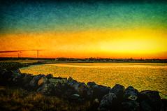 Solnedgang (Preben Schmidt) Tags: solnedgang