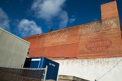 20161121-135651 (weaverphoto) Tags: shamokin pennsylvania unitedstates ghostsign advertising billboard
