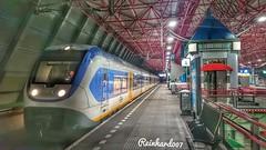 Nederlandse Spoorwegen) (SLT-VI)Lelystad -Centrum