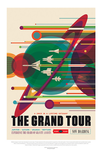 01-Affiche // 50x70 // The Grand Tour
