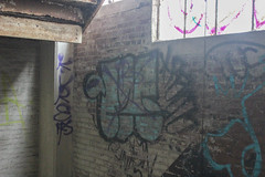 Remo (NJphotograffer) Tags: graffiti graff new jersey nj newark abandoned building urban explore remo nja crew
