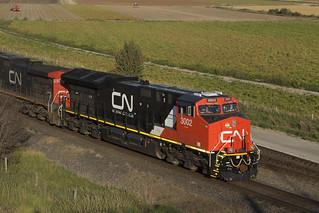 GE ET44AC CN 3002