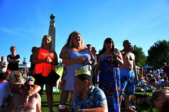 """Plymouth Pride 2015 - Plymouth Hoe -v • <a style=""""font-size:0.8em;"""" href=""""http://www.flickr.com/photos/66700933@N06/20617458222/"""" target=""""_blank"""">View on Flickr</a>"""