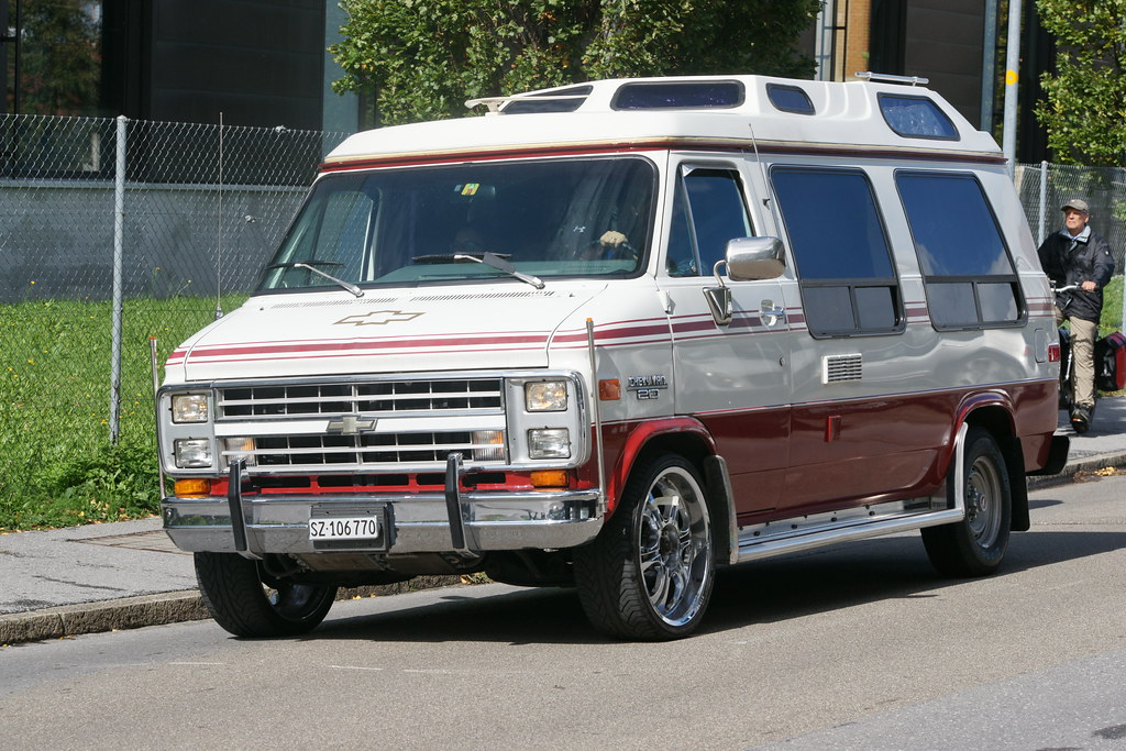 The Worlds Newest Photos Of Chevrolet And Motorhome Flickr Hive Mind