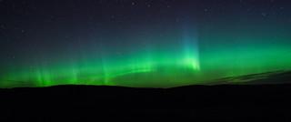 Wester Fowlis, Scotland Aurora