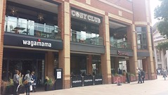 New restaurants in Broadgate (Coventry City Council) Tags: city food club restaurant centre coventry wagamama citycentre cosy lasiguanas coventrybroadgate