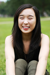 Christine K (Stella You Photography) Tags: school boy portrait people tree college nature girl beautiful smile face asian happy person illinois student model candid formal artsy korean