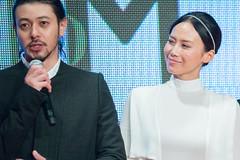 "Nakatani Miki & Odagiri Joe ""Foujita"" at Opening Ceremony of the 28th Tokyo International Film Festival"