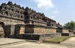 Jogja 1758 (raqib) Tags: architecture indonesia temple java shrine buddha stupa buddhist relief jogja yogyakarta yogya buddhisttemple borobudur basrelief magelang candi javanese mahayana buddhistmonastery borobudurtemple djogdja sailendra djogdjakarta