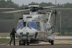 NH Industries NH-90 NFH   'RN-02'   -   Belgische Luchtmacht (JohnC757) Tags: belgium belgique belgi helicopter belgien nh90 belgianairforce nfh rn02 kleinebrogel 40squadron ebbl belgischeluchtmacht luchtcomponent aircomponent kleinebrogelab nh90nfh nhindustriesnh90 40stesmaldeel