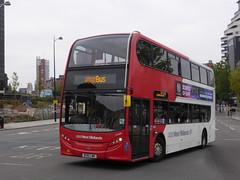 National Express West Midlands 4854 BX61 LMK 'Louise' (sambuses) Tags: louise 4854 nationalexpresswestmidlands nxwm bx61lmk