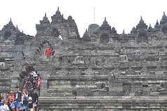 Jogja 1301 (raqib) Tags: architecture indonesia temple java shrine buddha stupa buddhist relief jogja yogyakarta yogya buddhisttemple borobudur basrelief magelang candi javanese mahayana buddhistmonastery borobudurtemple djogdja sailendra djogdjakarta