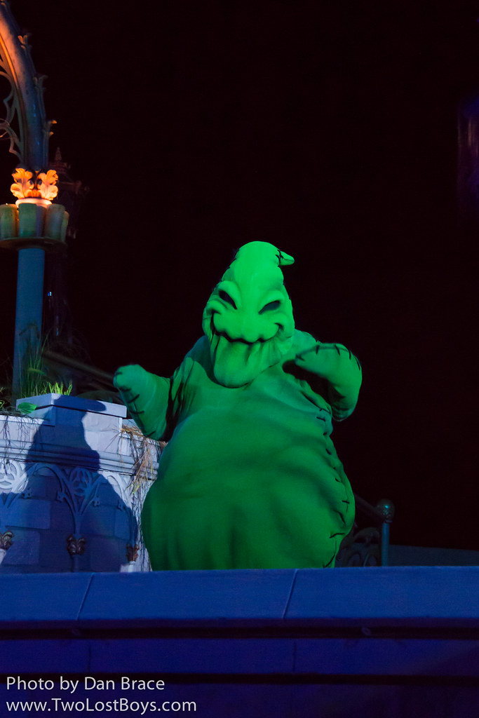 Oogie Boogie At Disney Character Central