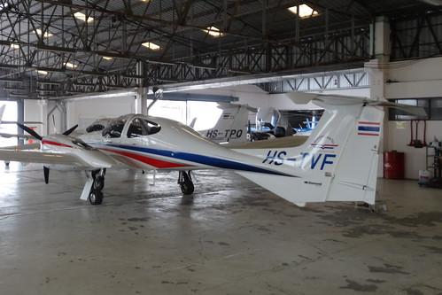 Diamond DA42NG HS-TVF-1 Hua Hin 12Oct15 (Jean Marc Braun)