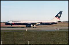 G-BIKI - Copenhagen Kastrup (CPH) 21.03.1994 (Jakob_DK) Tags: 1994 cph ekch flyvergrillen boeing boeing757 757 b757 757200 ba baw british britishairways