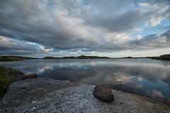 the wishing stone Connemara_ (drjacquebaxter) Tags: ireland lake nature water stone clouds peace ngc eire connemara celtic legend wishing jacquelinebaxter jacquelinebphotografiecouk