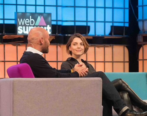 THE WEB SUMMIT DAY TWO [ IMAGES AT RANDOM ]-109861