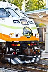 SunRail Orlando (15) (Chris Gent) Tags: railroad station train orlando florida orangecounty commuterrail commuterrailsystem sunrail sandlakestation