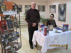 ntlnire cu scriitorul iurie Colesnic (Centrul Academic Eminescu) Tags: eminescu centrul chiinu