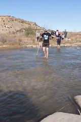Crossing the Purgatoire River (gstreech) Tags: colorado unitedstates dinosaur northamerica picketwirecanyon comanchegrassland troop870