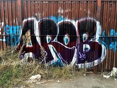 AROB (UTap0ut) Tags: california art cali graffiti la los paint angeles socal cal graff utapout