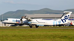 FlyBe - British European Bombardier DHC-8-402 Q400 G-ECOR (Mark 1991) Tags: edinburgh edi dash8 bombardier dehavilland britisheuropean flybe q400 edinburghairport dehavillandcanada dhc8