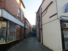Photo of Kings Head Yard, Hinckley, Leicestershire