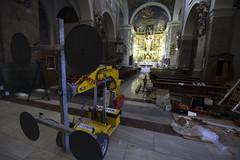 Basílica de la Gran Promesa se prepara para apertura de la Puerta Santa _ 11 (Iglesia en Valladolid) Tags: puertasanta santuario jubilar granpromesabasílicavalladolidtemplo