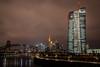 Frankfurt EZB und Skyline bei Nacht (bastianlui) Tags: city skyline night deutschland european nacht frankfurt main central bank ecb ezb zentralbank europäische