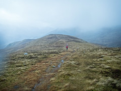 Creag Mhor Descent (MarcProudfoot) Tags: scotland munros glenlyon