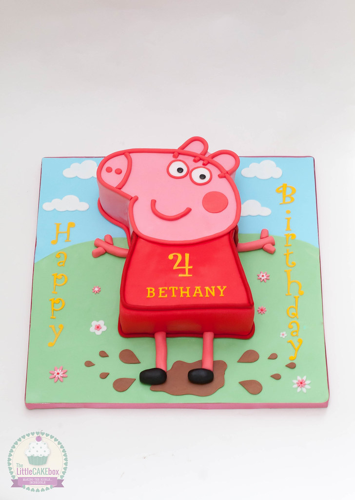 The Worlds Best Photos of cake and peppapig Flickr Hive Mind