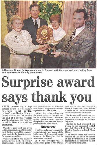 1994 BIB Awards by Rad Howard