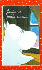 Moomin0001 (AunteyEm/MichelleW) Tags: postcards moomins