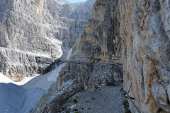 Na ferracie Strada Alpini