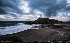 Llanddwyn Island Tower (Paul Sivyer) Tags: llanddwyn anglesey paulsivyer wildwalescom