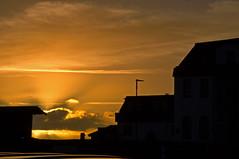 Dagebüll (RadarO´Reilly) Tags: sea water sunrise meer wasser waves northsea sh nordsee sonnenaufgang küste wellen dagebüll