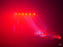 Jean Michel Jarre in d (villejvirta) Tags: jean michel jarre d concert panasonic micro34 lowlight gm1