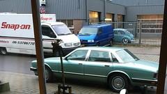 Yes! (Pim Stouten) Tags: jag jaguar insignia xj xj6 xj40 inspection garage workshop mot apk