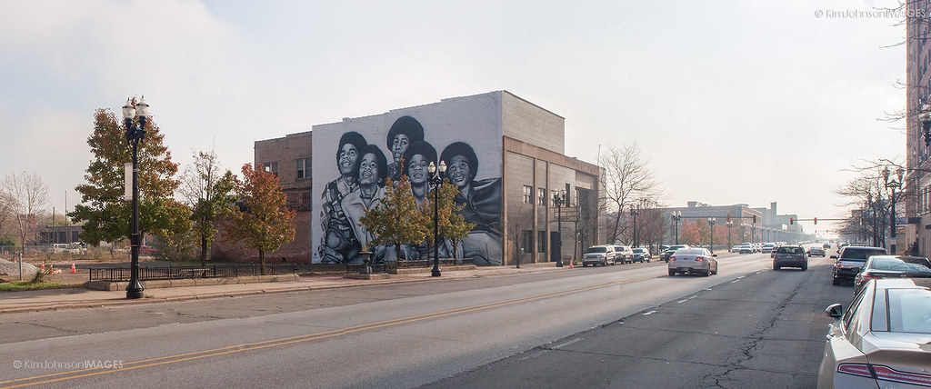 The world 39 s newest photos of jackson5 flickr hive mind for Jackson 5 mural